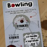 bowling annonce grossesse