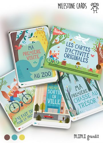 cartes activites junior