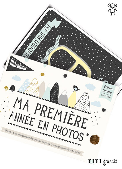 cartes etapes bebe milestone cards overthemoon 3
