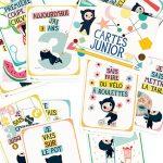 cartes junior 3