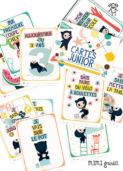 cartes junior 3