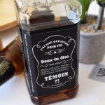 demande en témoin originale étiquette Jack Daniel 2