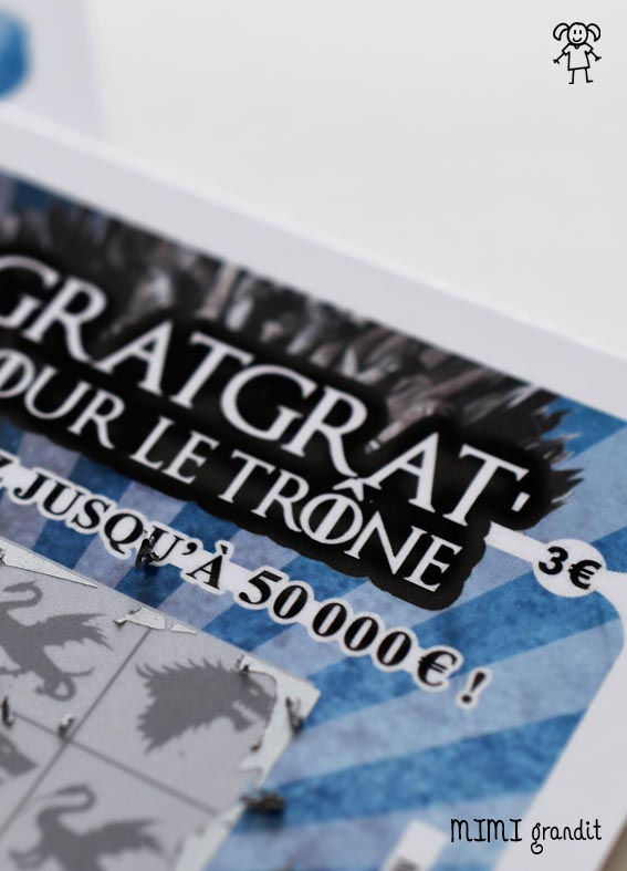 Game of thrones réaliste annonce grossesse 3