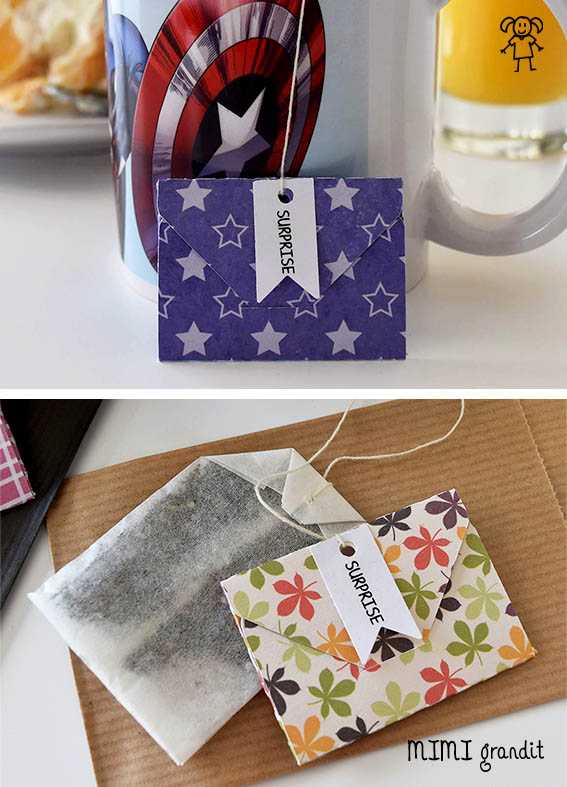sachets thé annonce grossesse 2