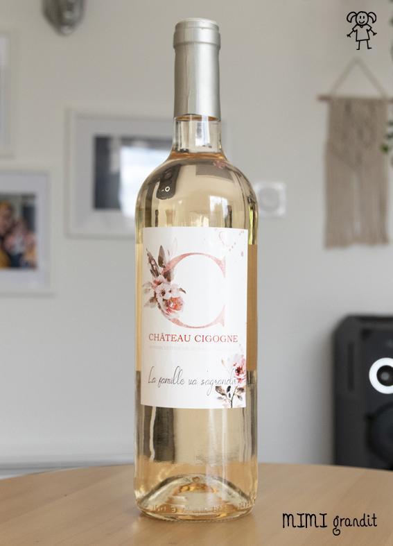 etiquette-rosé-vin-annonce-grossesse-chateau-cigogne2