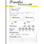 pronostics-baby-shower-à-imprimer-couleur-au-choix-jaune