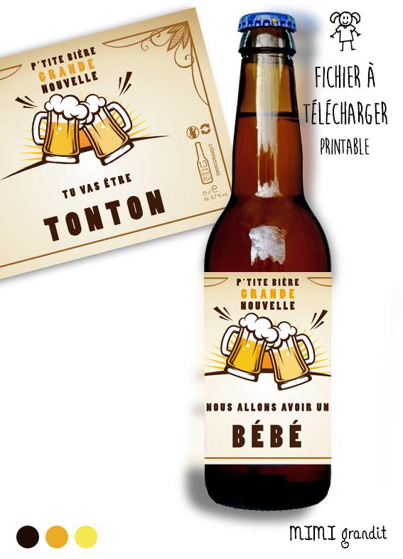 étiquette-a-télécharger-bouteille-biere-annonce-grossesse