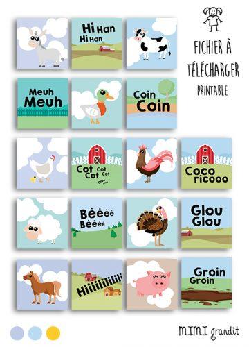 magnets-animaux-de-la-ferme-a-imprimer