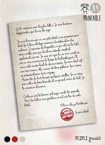 PRINTABLE-lettre-remerciements-de-la-lettre-au-pere-noel