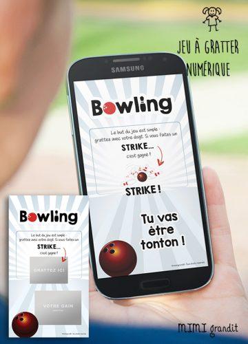 annonce-grossesse-virtuelle-carte-a-gratter-bowling-numérique
