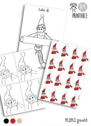PRINTABLE-coloriage-lutin-noel