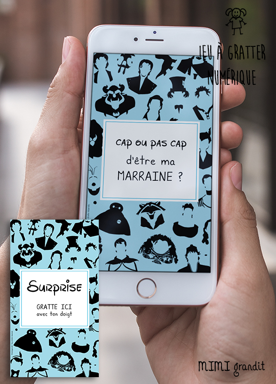 demande-marraine-carte-à-gratter-numérique-prince-disney