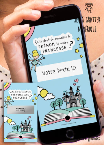 Carte-annonce-prénom-bébé-numérique-a-gratter-princesse