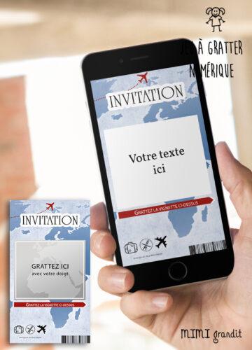invitation-virtuelle-theme-voyage-mariage-fete