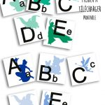 magnets-abécédaire-disney-à-télécharger-bleu-vert-à-imprimer