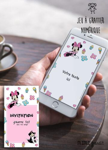 invitation-carte-anniversaire-enfant-minnie