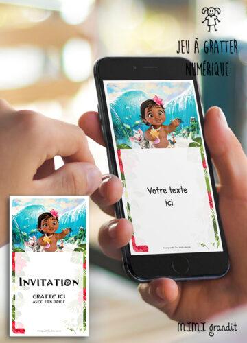 e invitation-digitale-anniversaire-enfant-vaiana
