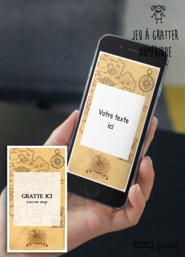 invitation-numérique-anniversaire-pirate