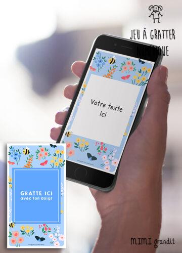 carte-a-gratter-numerique-personnalisable-fleurs