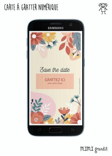 save-the-date-mariage-numerique-fleurs-pastel